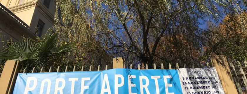 PORTE APERTE a Valsalice per iscrizioni a.s. 2019/20