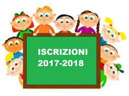 ISCRIZIONI per nuovo a.s. 2017/18