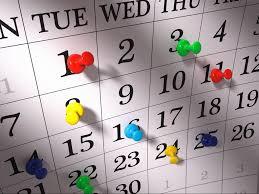 Calendario scolastico 2018/19